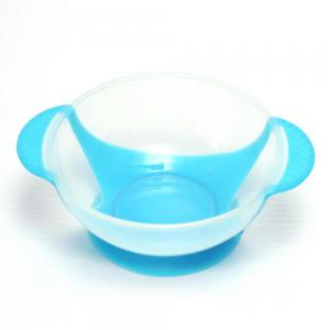Baby Suction Cup Feel Warm and Discolored Three Pieces -