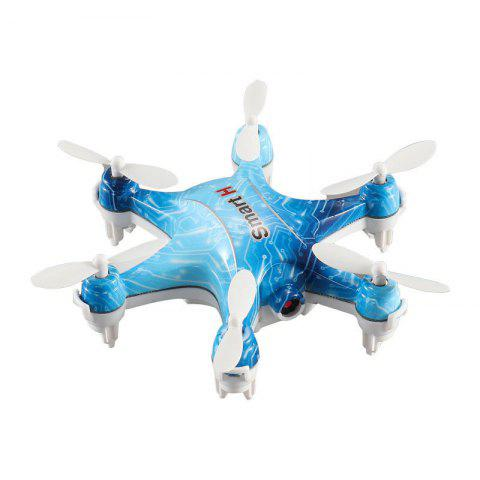 CX-37 Smart H Mini Hexacopter RC Drone 0.3MP WiFi FPV 6-осевой гироскоп / высота Hold