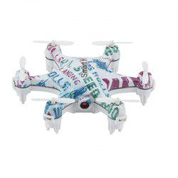 CX-37 Smart H Mini Hexacopter RC Drone 0.3MP WiFi FPV 6-axe Gyroscope / Hauteur de maintien -