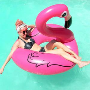 Cartoon Inflatable Swimming Ring -