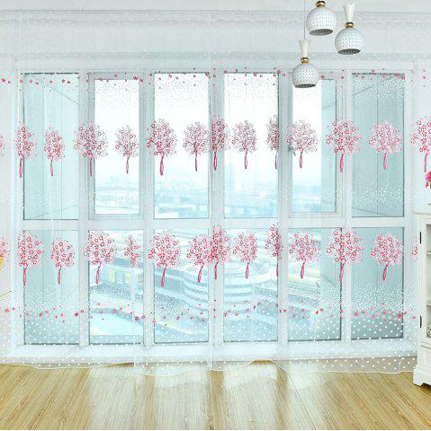 Outfits Home Fashion Multicolor Tree Offset Screens