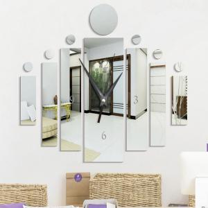 Personalized DIY Creative Acrylic Household Wall Clock Wall Stickers -