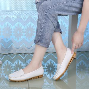 Casual Round Shallow Flat Shoes -