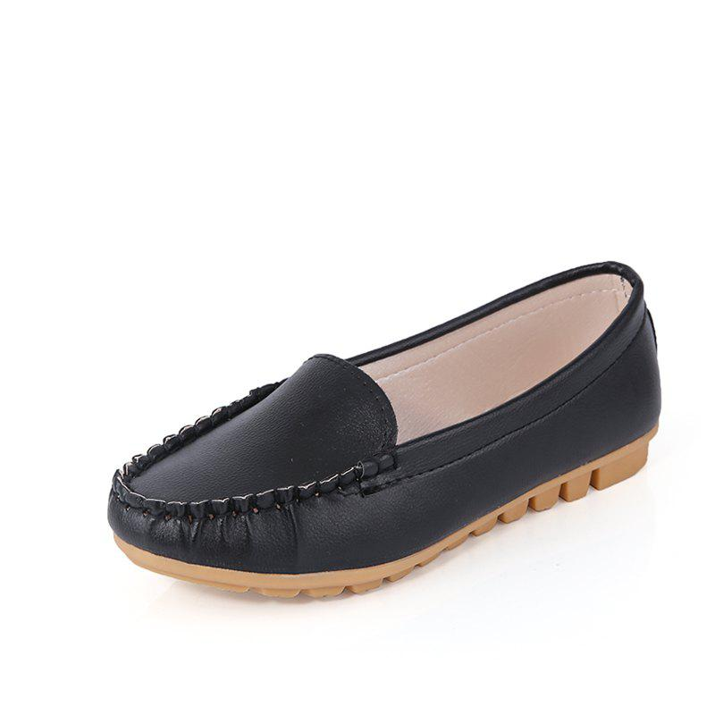 Trendy Casual Round Shallow Flat Shoes