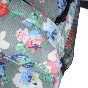 Women's Backpack Vintage Style Flower Print Pattern Top Fashion Bag -