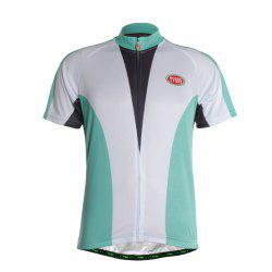 TVSSS Men Summer Short-Sleeved Simple Bike Jersey T-Shirt -