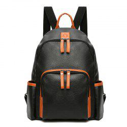 Institute Fashion Backpack Wind Ladies Bag -