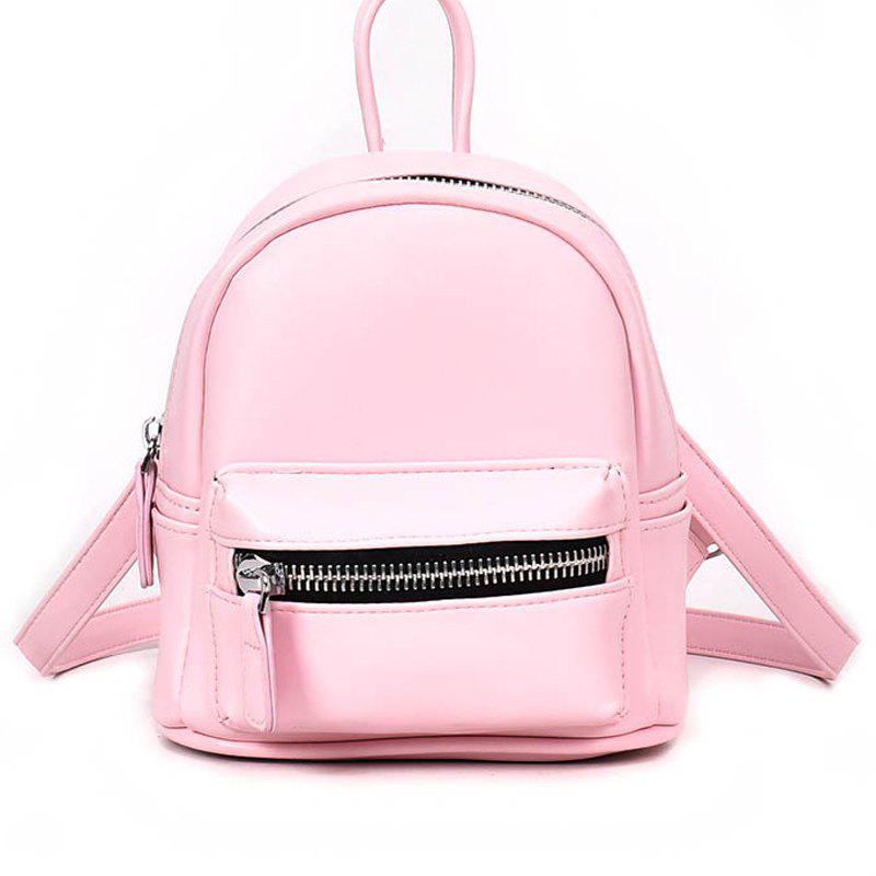 Shops Simple and Simple Color Travel Backpack