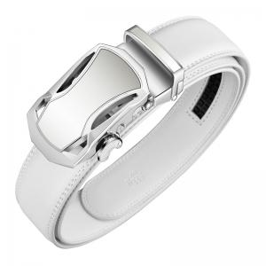 ZHAXIN 345 Car-shaped Metal Clasp Automatic Belt for Man -