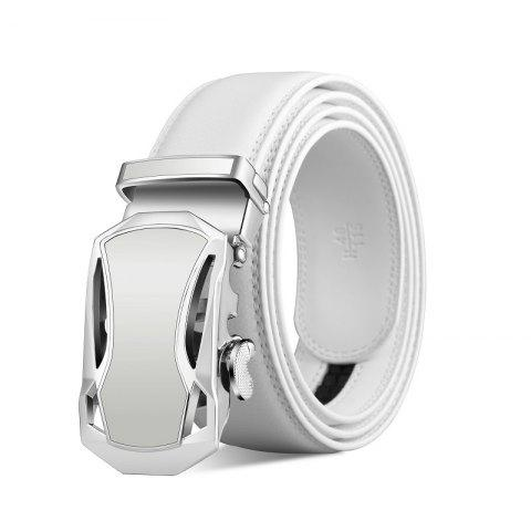 Online ZHAXIN 345 Car-shaped Metal Clasp Automatic Belt for Man