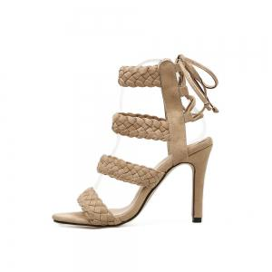 ... The New Summer 2018 Fashion Hemp Shoes Are Made Up of Women'S Sandals  with Thin ...