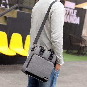 Totes For Men Water Repellent Messengers Bag Business Casual Shoulder Bags -