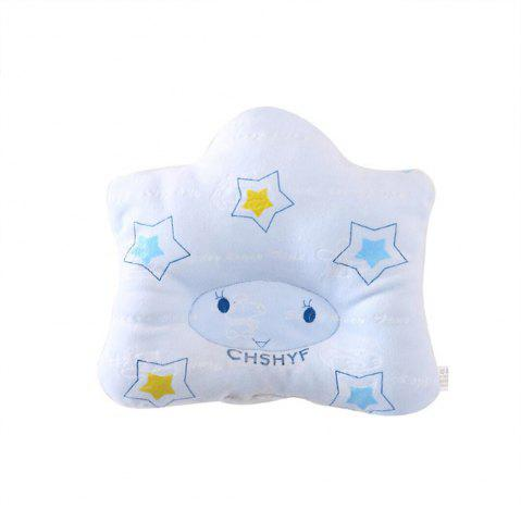 Trendy Baby Corrects Offset Head Type Pillow