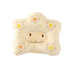 Baby Corrects Offset Head Type Pillow -
