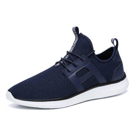 Affordable Breathable Casual Fly-Woven Sports Men Shoes