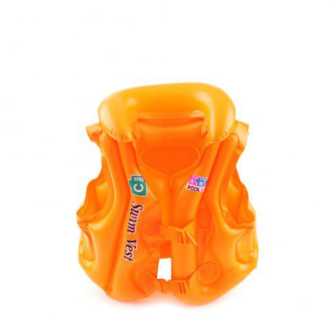 Fancy JL-17 PVC Children Inflatable Vest for Swimming