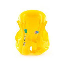 JL-17 PVC Children Inflatable Vest for Swimming -