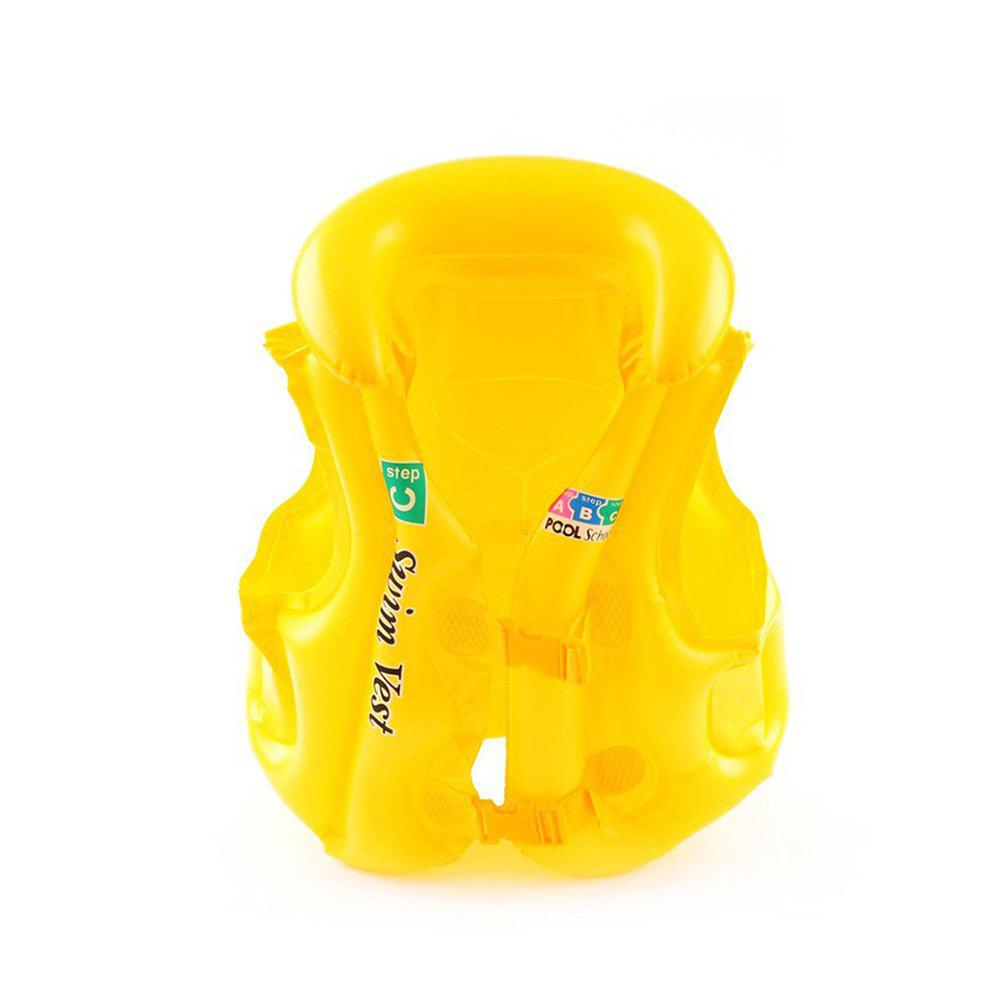 Chic JL-17 PVC Children Inflatable Vest for Swimming