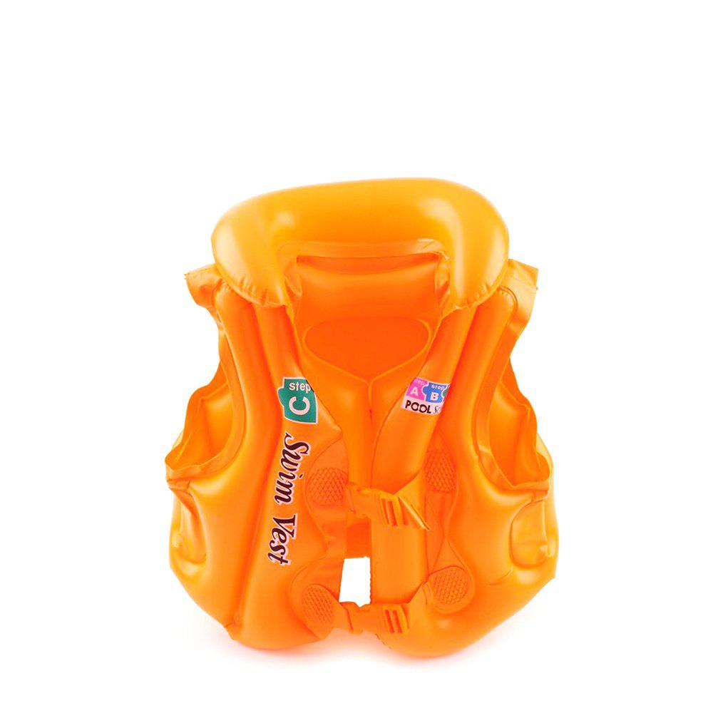 Affordable JL-17 PVC Children Inflatable Vest for Swimming