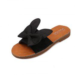 Toe All-Match Butterfly Beach Slippers Word -