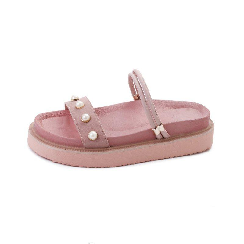 Unique All-match Thick Soled Sandals and Slippers