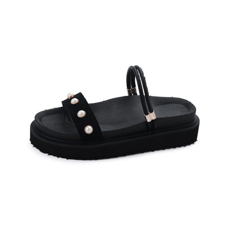Store All-match Thick Soled Sandals and Slippers