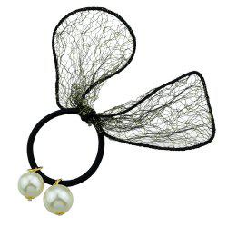 Elastic Rope Simulated Hair Tie -