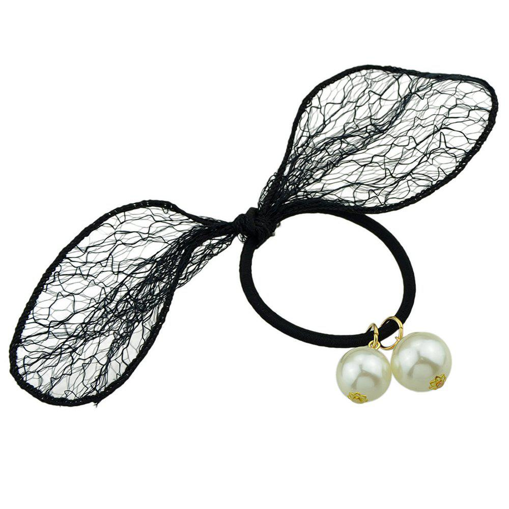 Fancy Elastic Rope Simulated Hair Tie