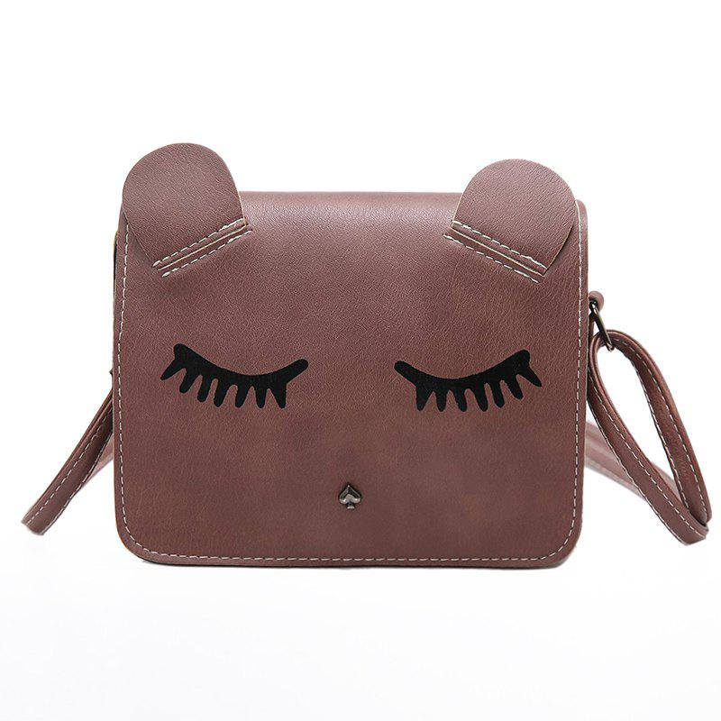 Trendy Cute Sweet Simple Shoulder Messenger Bag