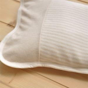 Organic Colored Cotton Baby Pillow -