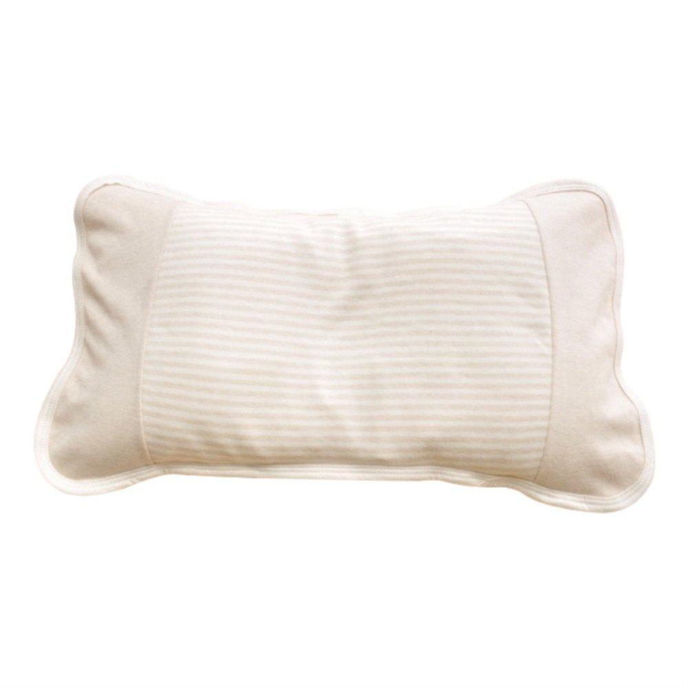 New Organic Colored Cotton Baby Pillow