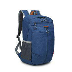 High Capacity Oxford Travel Leisure Student Portable Backpack -