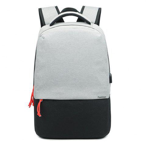 Épaules Mode Ordinateur de charge Voyage Voyage Business Backpack