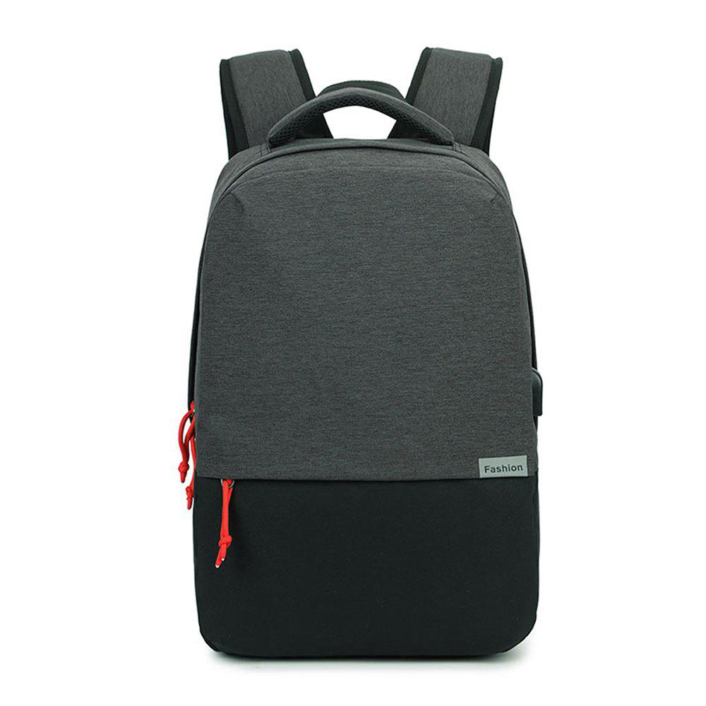 Cheap Shoulders Fashion Computer Charging Travel Business Travel Backpack