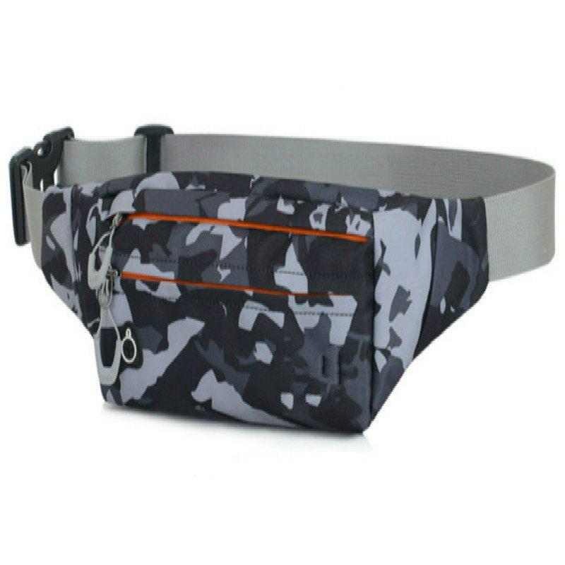 Shops Camouflage Breath Waist Bag for Outdoor Sports Mountaineering Running