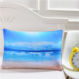 Beach Ocean Bedding 3pcs Duvet Cover Set Digital Print -