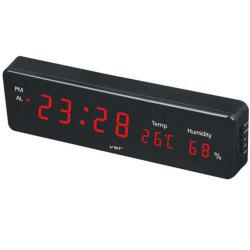 Big Numbers Electronic Desktop Clock LED -
