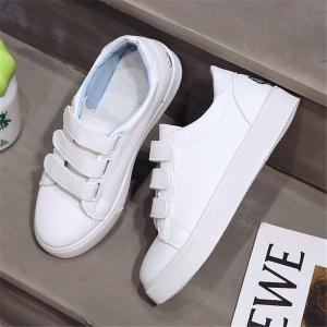2018 Новые ботинки All-Match White Shoes Casual Fashion -