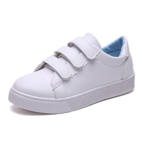 2018 Новые ботинки All-Match White Shoes Casual Fashion
