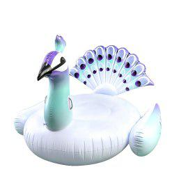 JL-15 Peacock Water Mounts Floating Row -