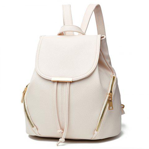 Fancy New Trend PU Leather Backpack for Women
