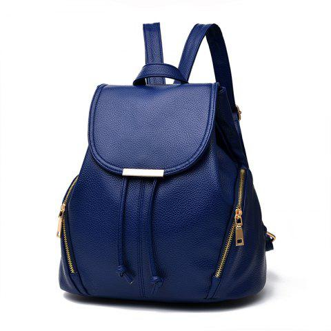 Shops New Trend PU Leather Backpack for Women