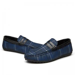Spring Tidal Current Male Shoes Pedaling and Breathtaking -