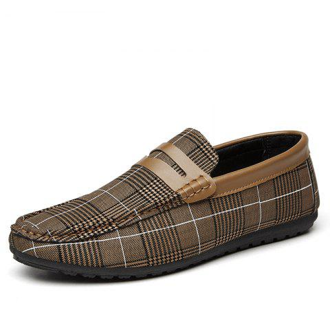 Online Spring Tidal Current Male Shoes Pedaling and Breathtaking