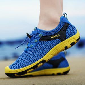 Beach Lightweight Swimming Breathable Sandals Shoes Comfort FlatsSneakers -