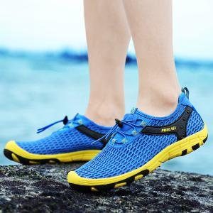 Beach Lightweight Swimming Breathable Sandals Shoes Comfort Flats Sneakers -