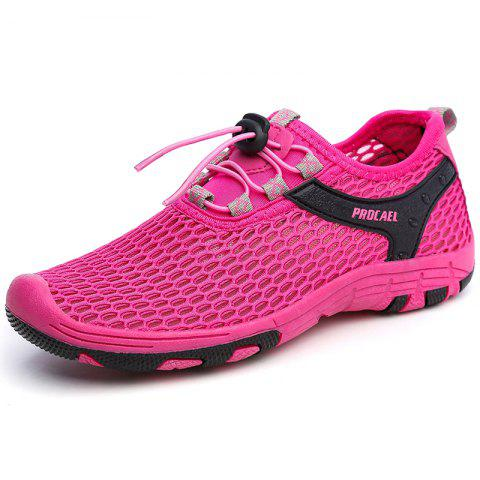 Shop Beach Lightweight Swimming Breathable Sandals Shoes Comfort FlatsSneakers