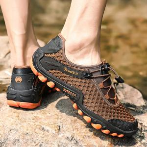 Lightweight Beach Swimming Breathable Sandals Shoes Comfort Flats Sneakers -
