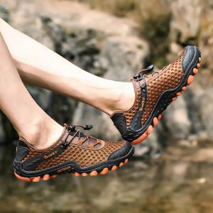 Lightweight Beach Swimming Breathable Sandals Shoes Comfort FlatsSneakers -