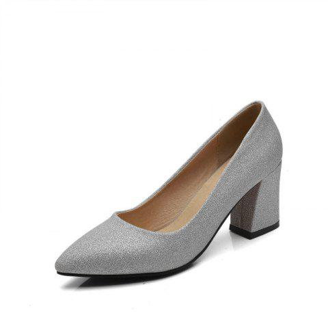 Shop Commuter Pointed High Heeled Leisure Women Shoes